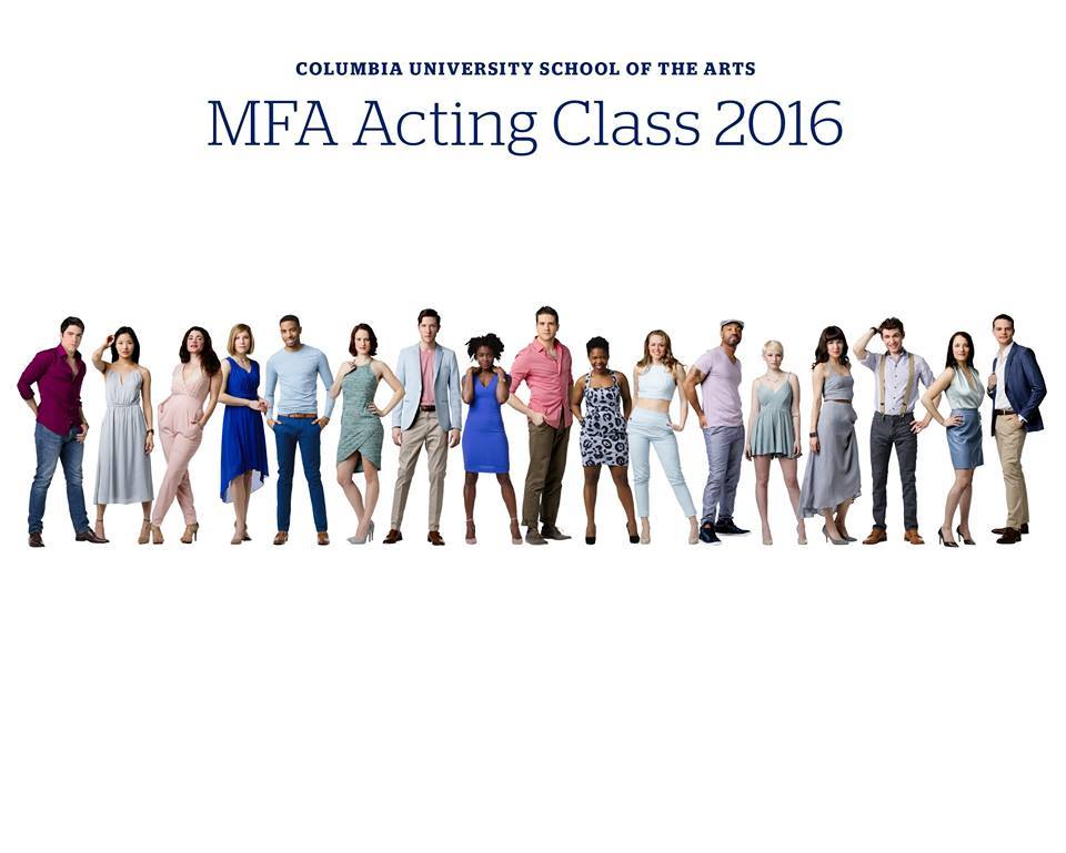 After a successful showcase in NYC, I will be traveling to Los Angeles with the rest of the Columbia University Graduate Acting Class of 2016 where we will do a showcase at the Falcon Theatre. For tickets and more information about my wonderful classmates, please visit  www.columbiaactors.com.