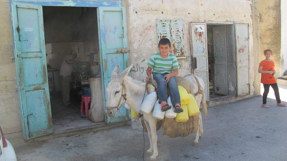 Photo Credit: Amira Hass [ via Haaretz ]