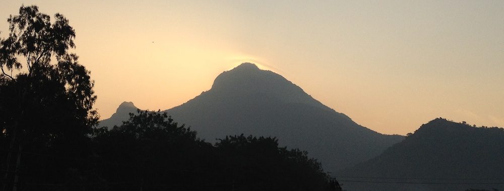 Arunachala, Tamil Nadu, South India