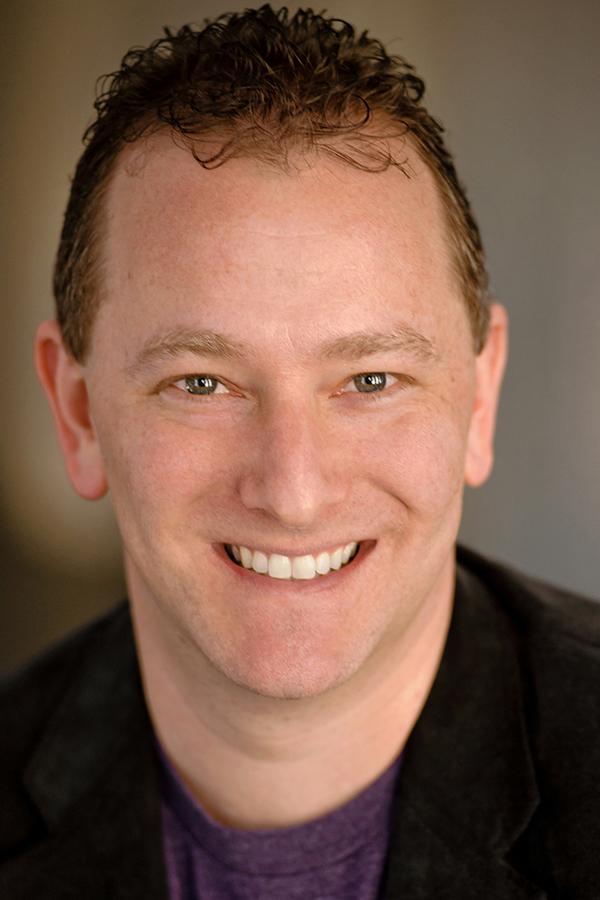 Kevin Kolack commercial headshot (c) Evan Cohen
