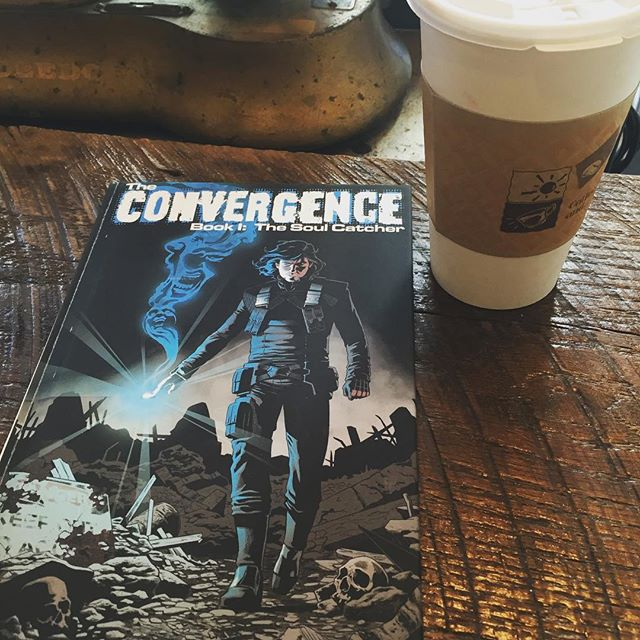 Happy Sunday.  #convergencestory #writing #sunday #graphicnovels #comics #earth #creativevisions #storytellers #sciencefiction