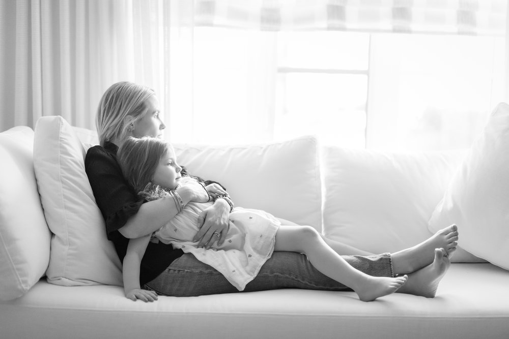 family - at home, in studio or at your favourite place in the city