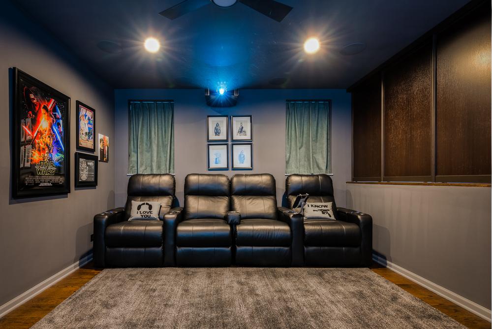 Surround Sound & Home Theater