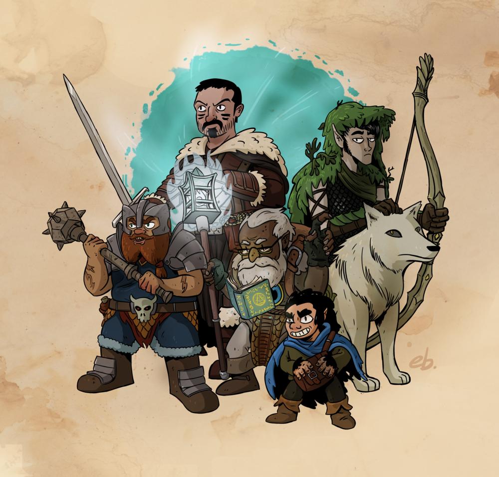 D&D Characters
