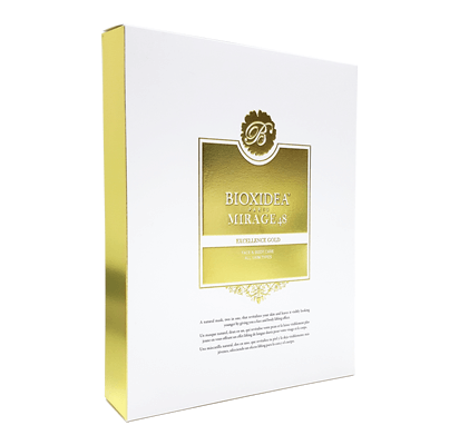 Mirage 48 Excellence Gold Face & Body Care Mask
