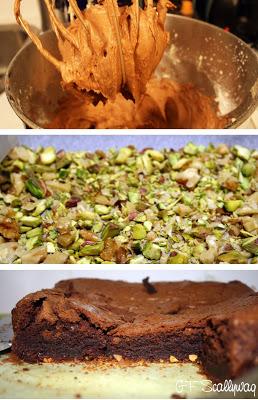 Gluten Free, The Gluten Free Scallywag, GF, brownies, baking, chocolate, choc, cake, dessert, afternoon tea,