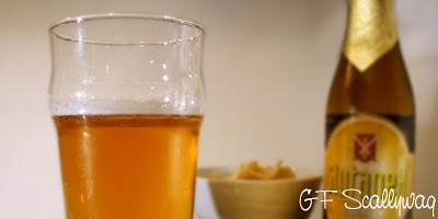 Gluten Free, The Gluten Free Scallywag, GF, beer, gluten free beer, The Glutaner, Pilsener
