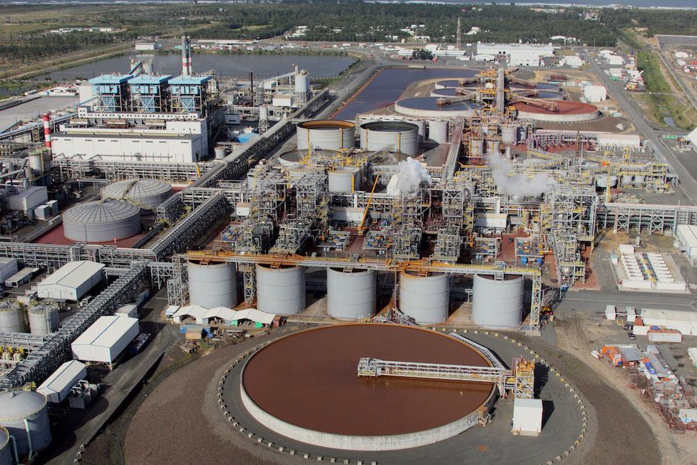 Ambatovy nickel-cobalt laterite processing plant, Madagascar. Source:http://tiatanindrazana.com/uploads/ambatovy.jpg