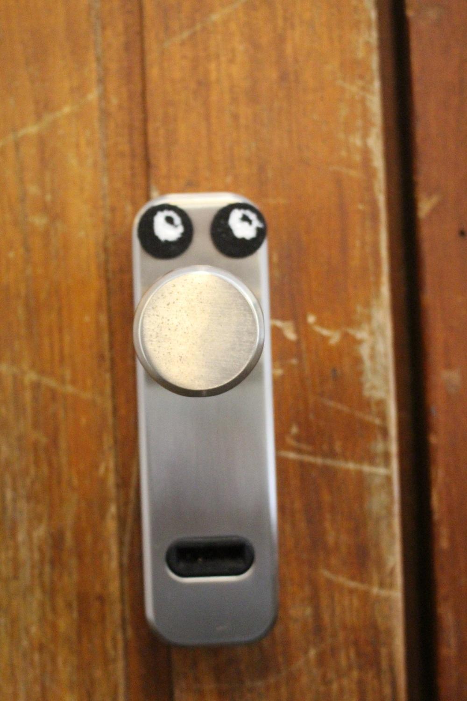 door face