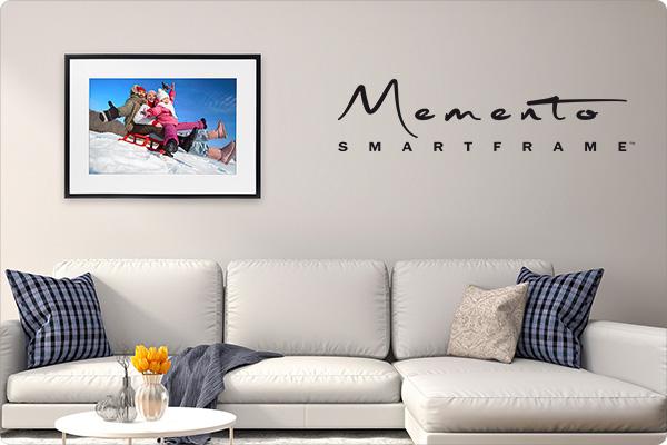 Memento Smart Frame Now Available at Ganaraska Art & Framing ...