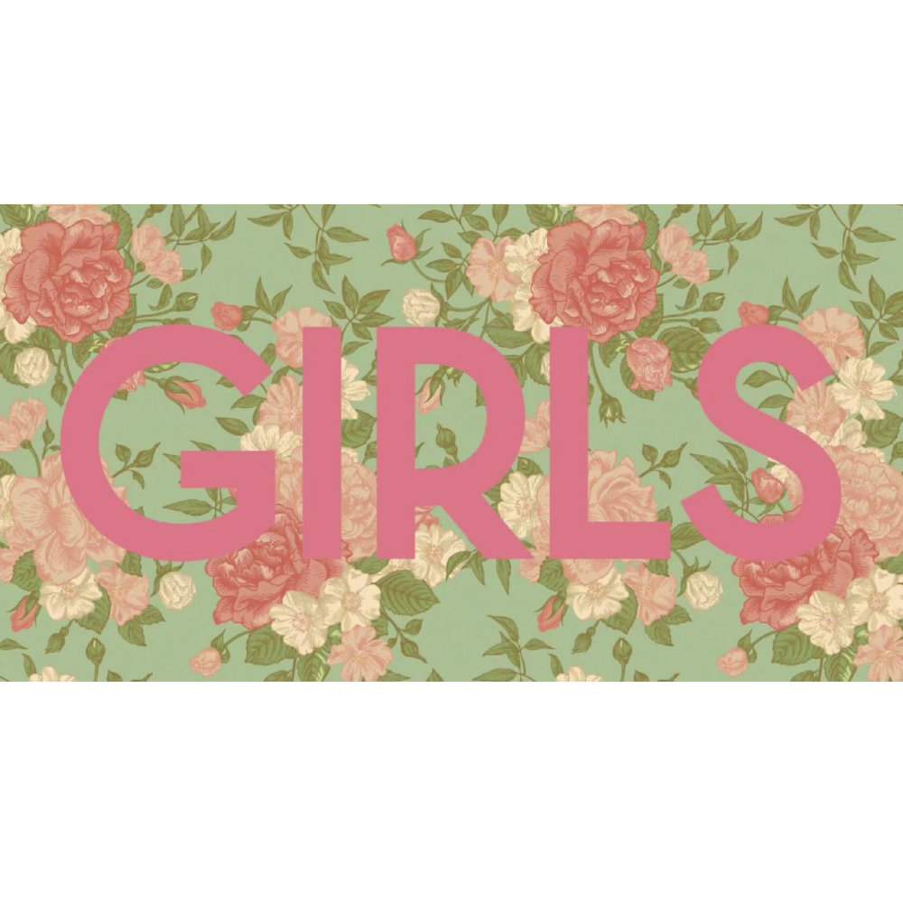 GIRLS HBO title screen