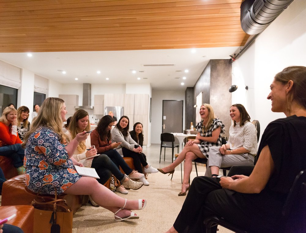 bossladies fireside chat