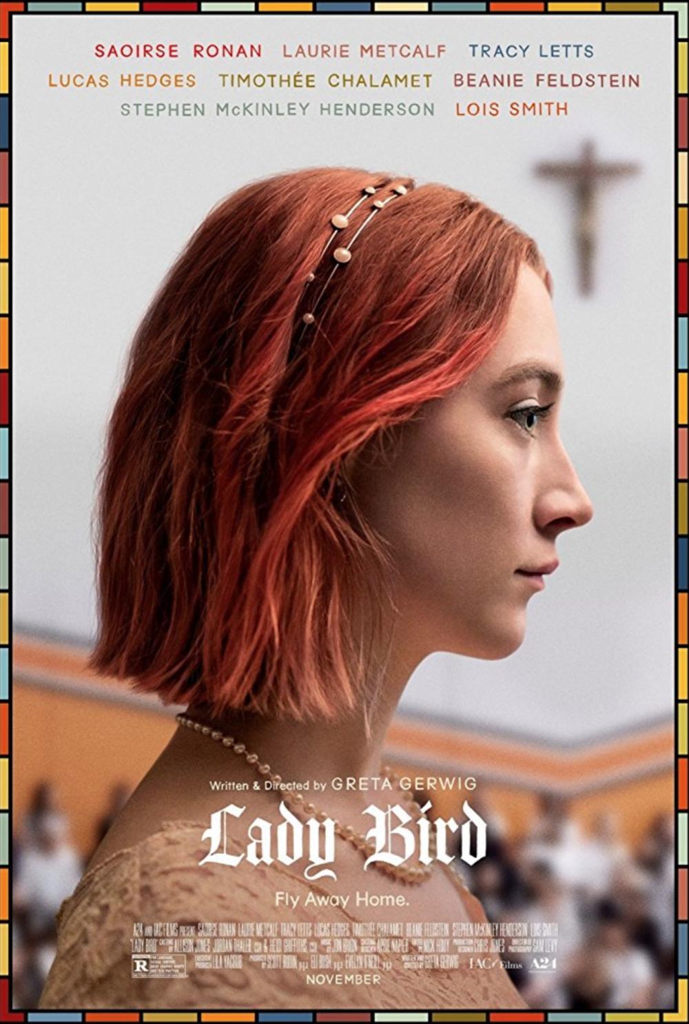 Lady Bird film review - Bossladies Magazine