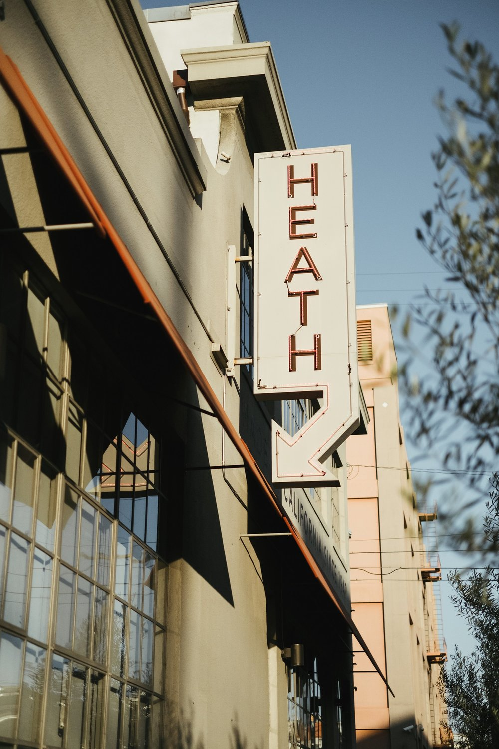 Heath Ceramics - The Mission San Francisco