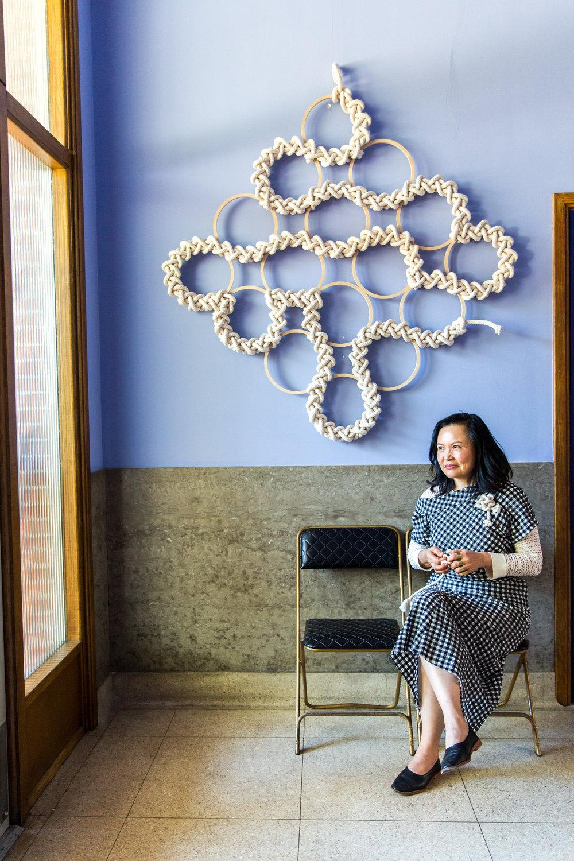 Windy Chien, Fiber Artist