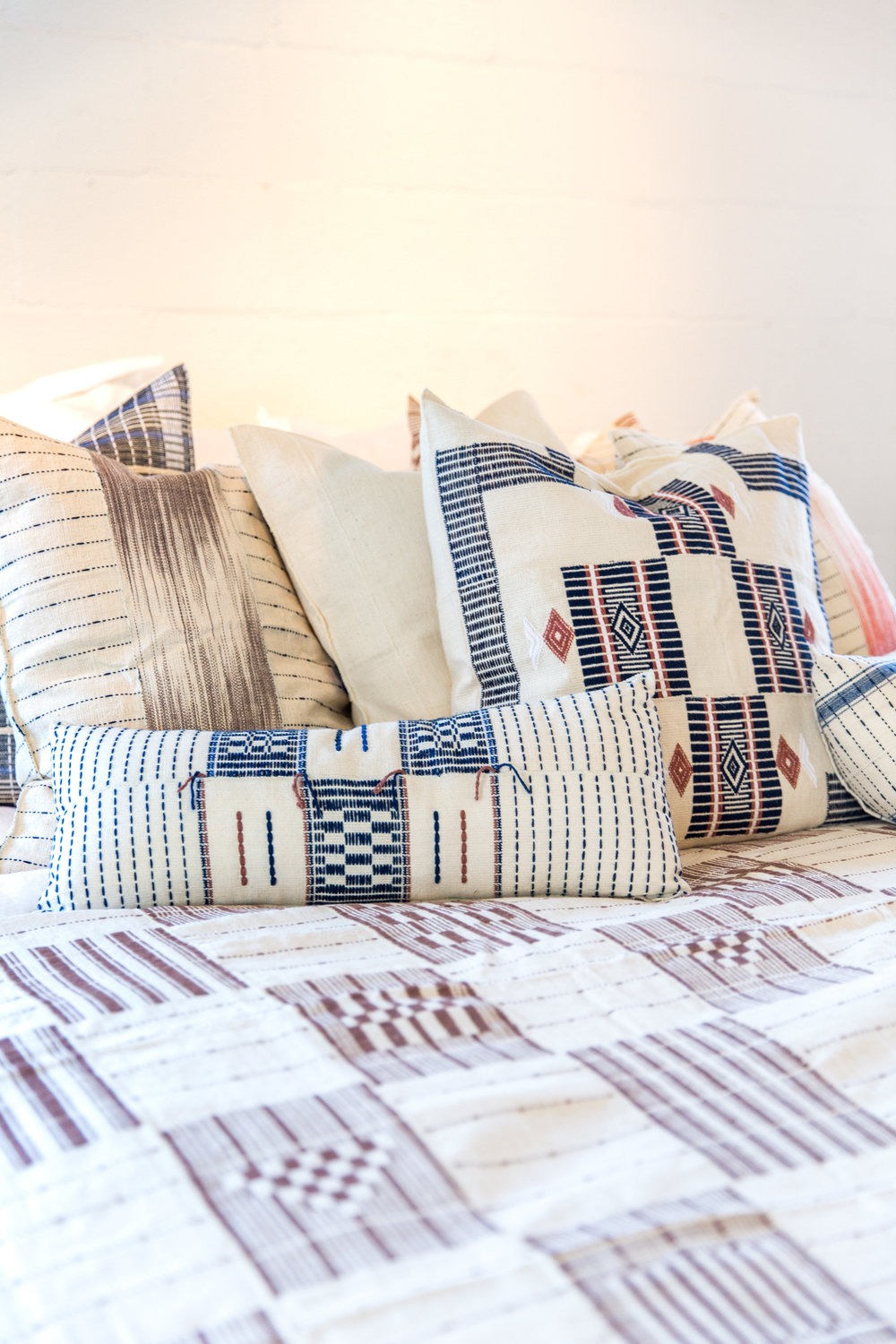 Five and Six Textiles