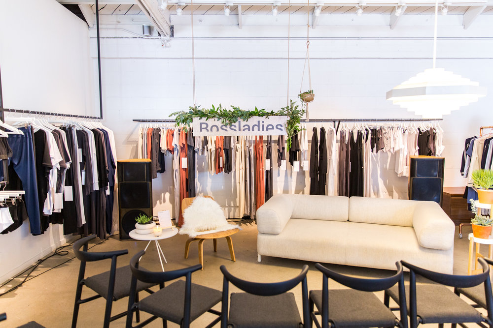 Bossladies Brand Showcase x Lunya