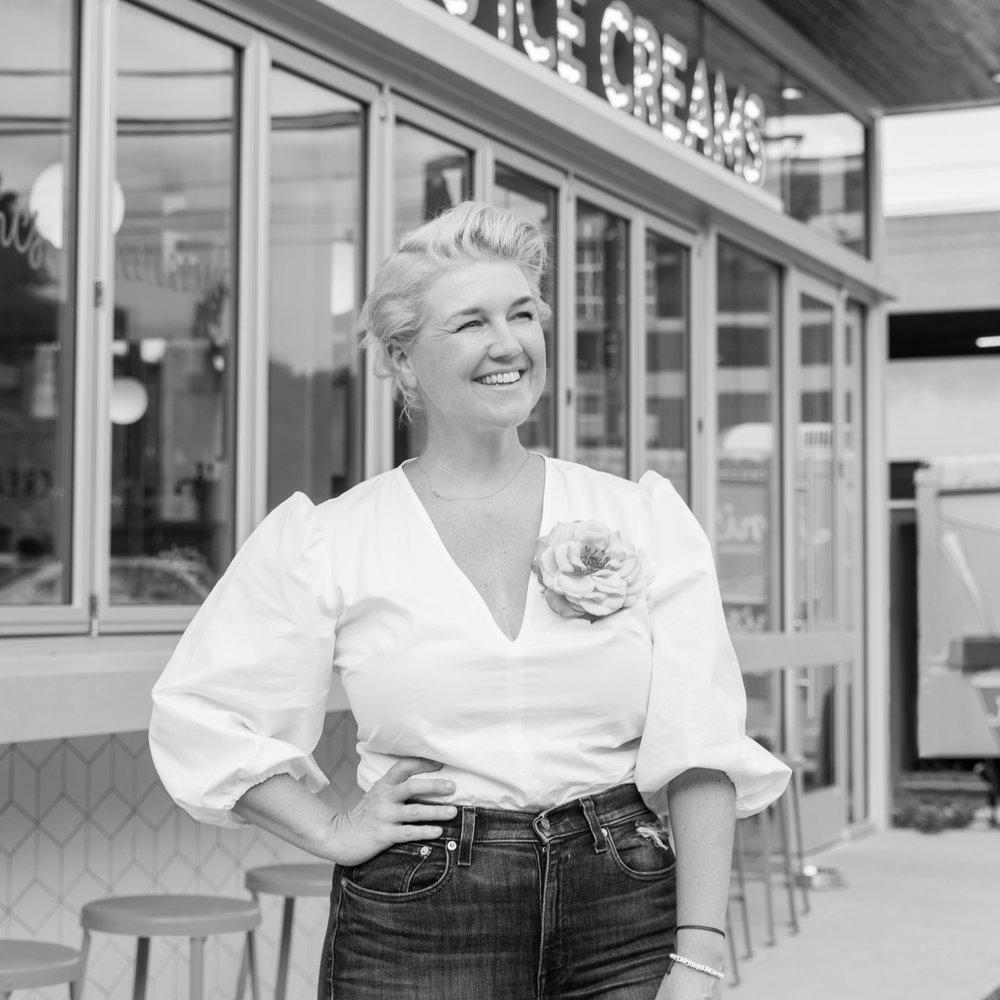 Jeni, founder Jeni's Ice Cream