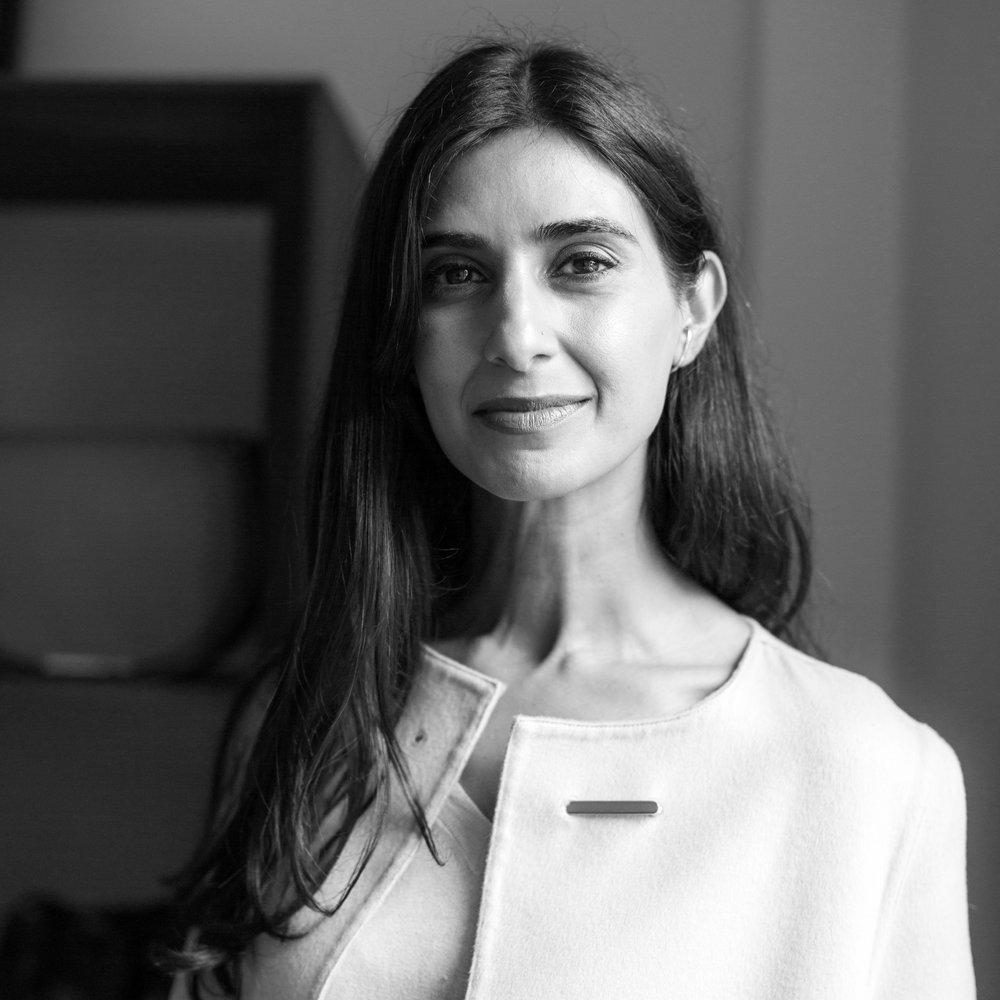 Shilpa, co-founder Cuyana