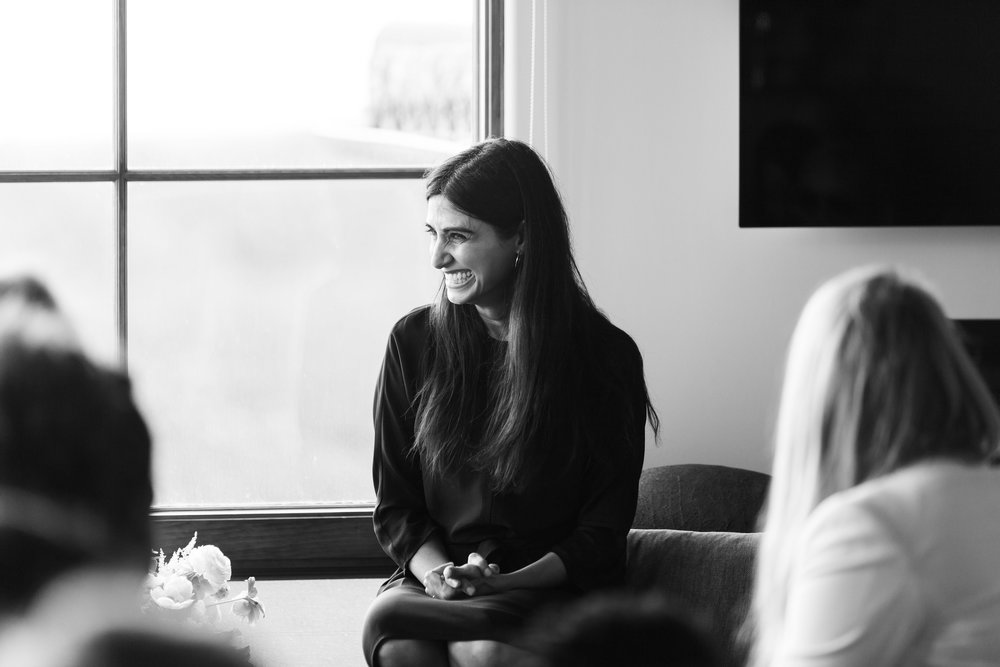 Workweek Conference by Bossladies - Shilpa Shah - cofounder of Cuyana