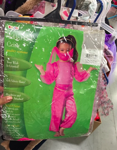 Halloween is right around the corner and costumes are a must have in the fall.