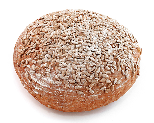 Lanbrot Round With             Sunflower Seed