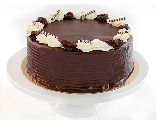 Chocolate Butter Cream Cake