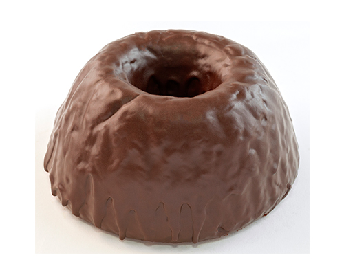 Chocolate Covered             Orange Bundt