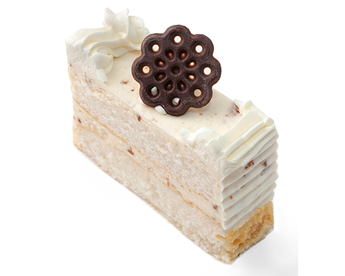 Butter Cream Hazelnut Cake