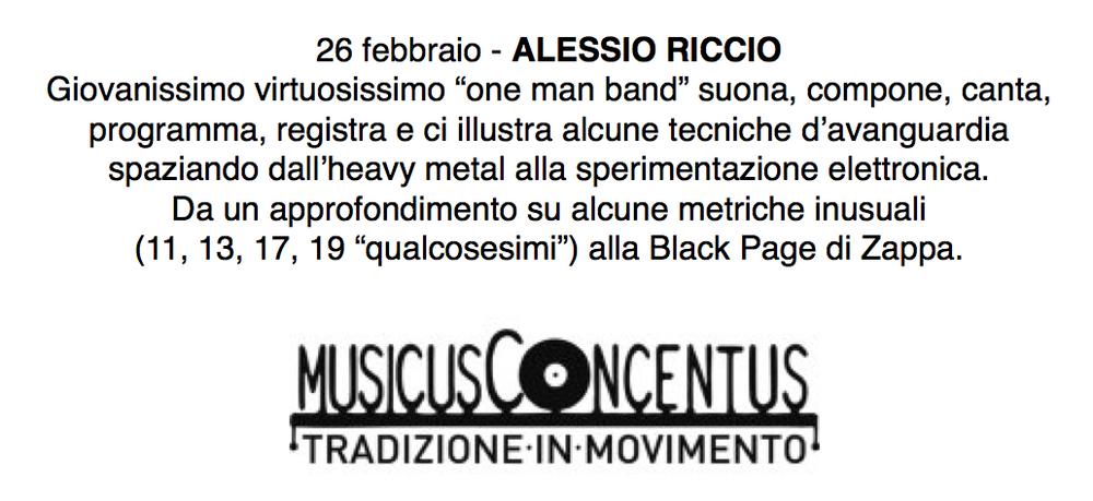 1995 - Musicus Concentus