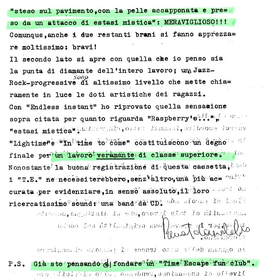 RADIO LUNA [2] (ITALY) - 1988