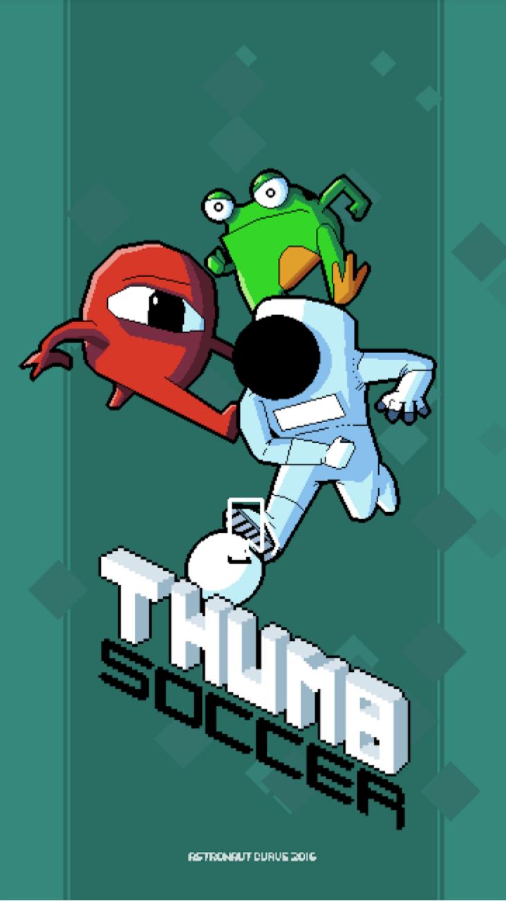 Thumb Soccer - OST