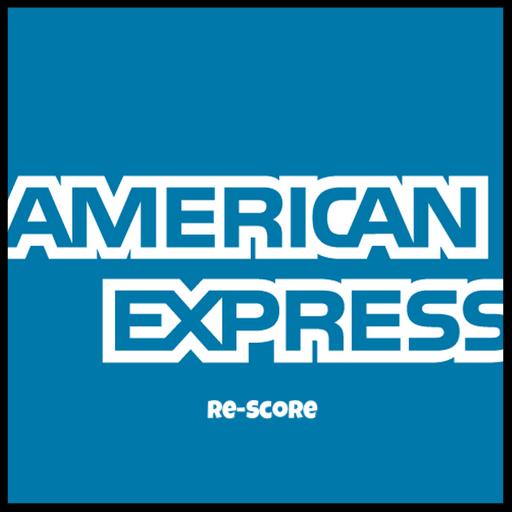 American Express Re-Score Mockup