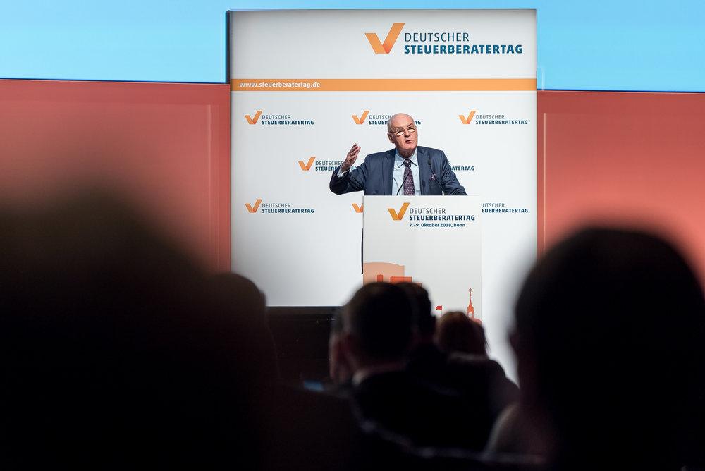 Mag. Klaus Hübner, Präsident