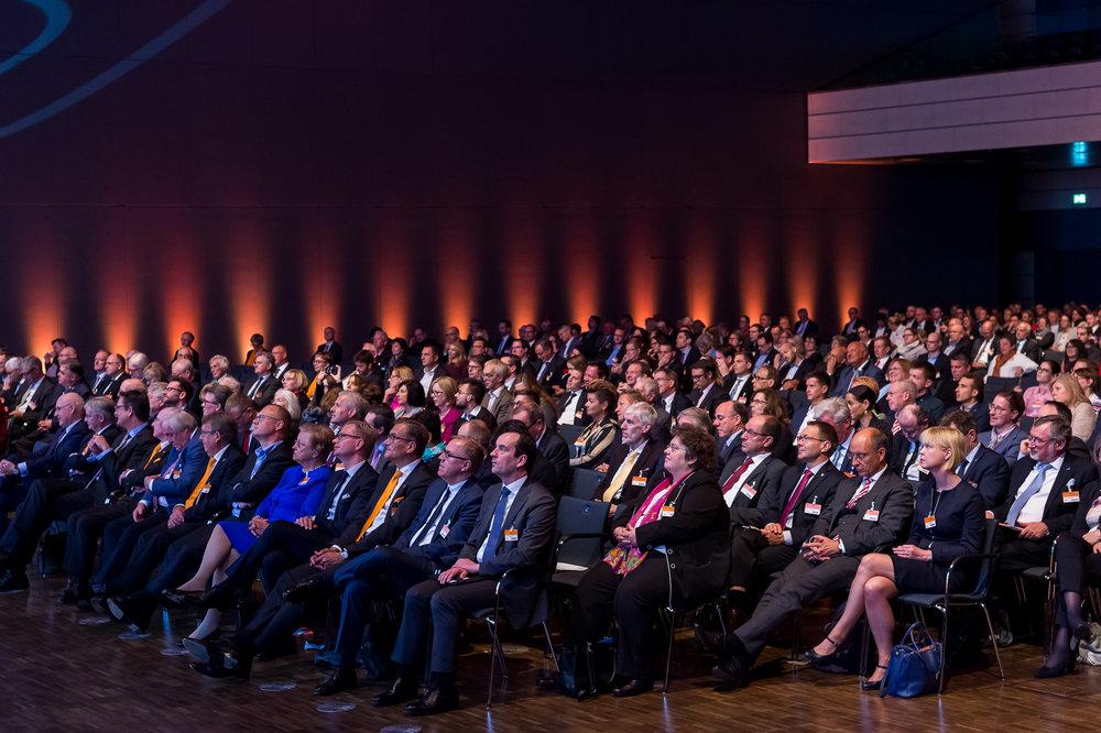 Eröffnung des 41. Deutschen Steuerberatertages