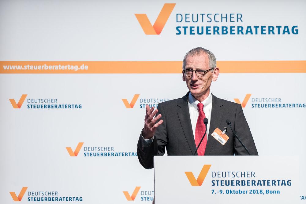 Michael Wendt, Vizepräsident