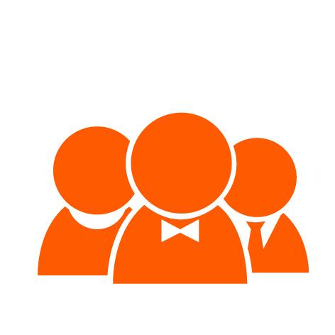 Rund 1.500 Teilnehmer*innen - Kanzleiinhaber, Angestellte, Studenten, Ansprechpartner aus Politik, Verwaltung und Wissenschaft