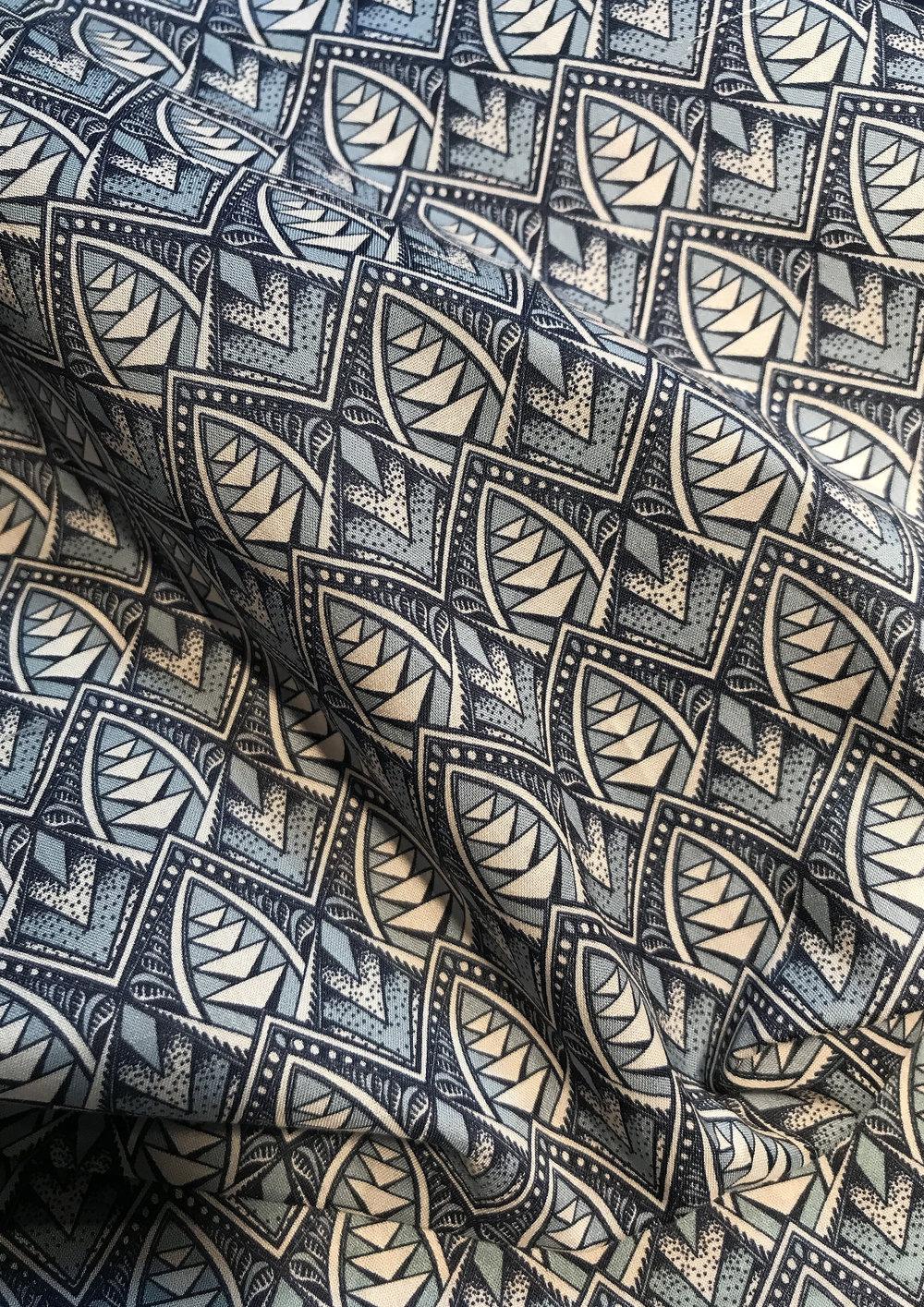 Buchanen - A Palace Garden AW18 - Liberty Fabrics