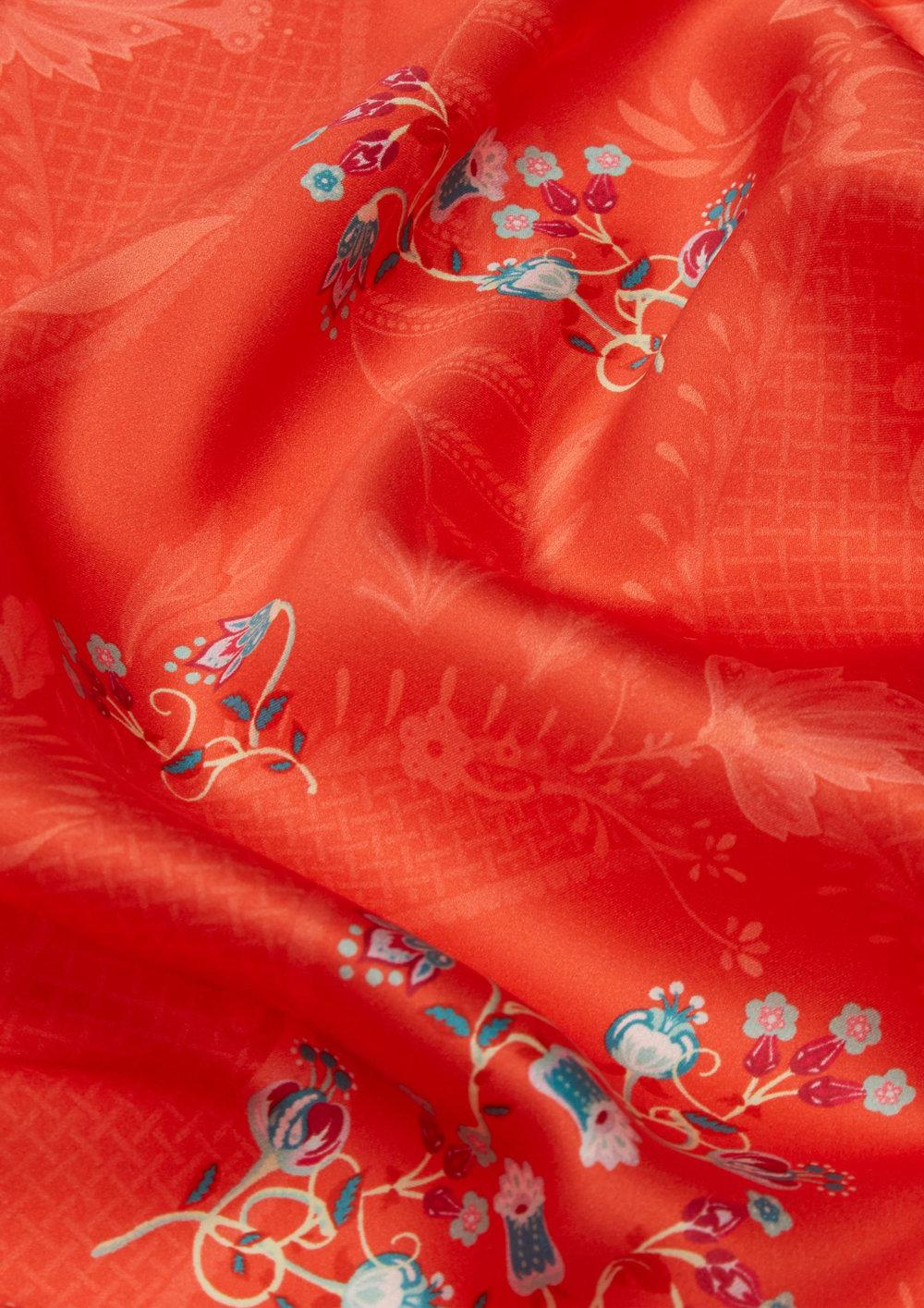 Spitalfield - Beyond the Silk Road - Liberty Fabrics 2016