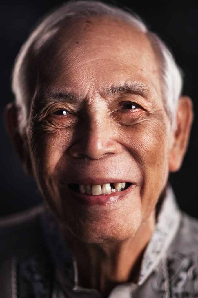 Portrait of Rufino Soliano by Zhiffy Photography
