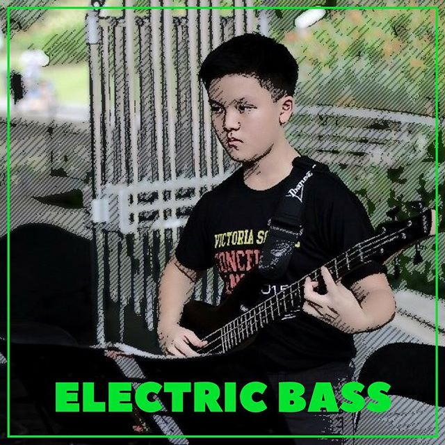 """Part time bassist, full time ...."" Make a guess what is Jed's main instrument 😎  #SGO2017 #aiwe #audioimagewindensemble #music #love #anime #game #electricbass #bassguitar #bassist"