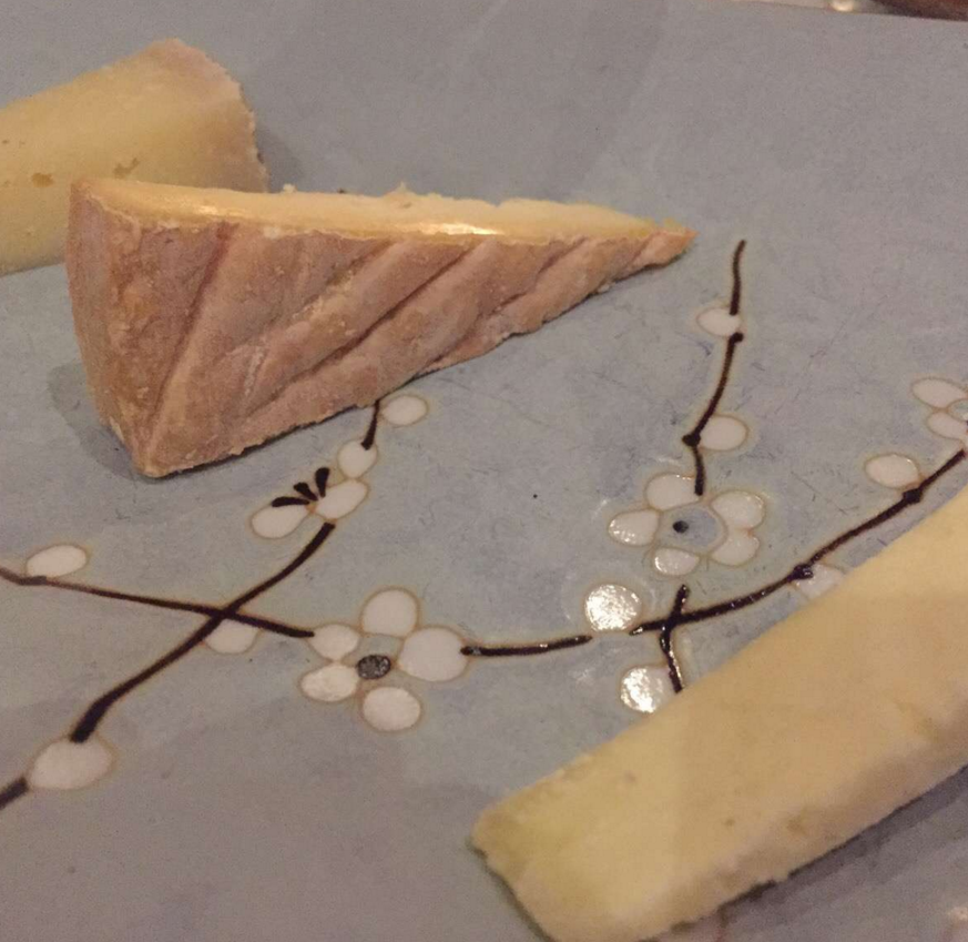 Cheese plate © Traverate
