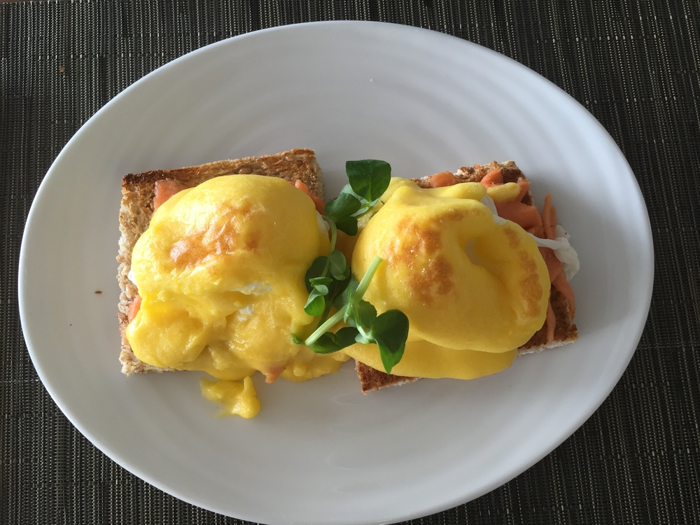 Eggs Benedict © Traverate