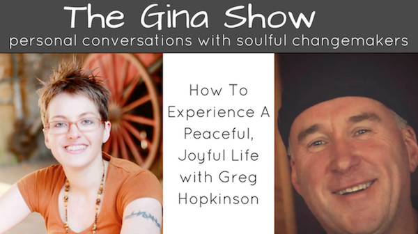 Gina Battye, Best-Selling Author and Award-Winning Speaker in the UK, interviews Greg about the film and his life journey, on his recent visit to the UK.