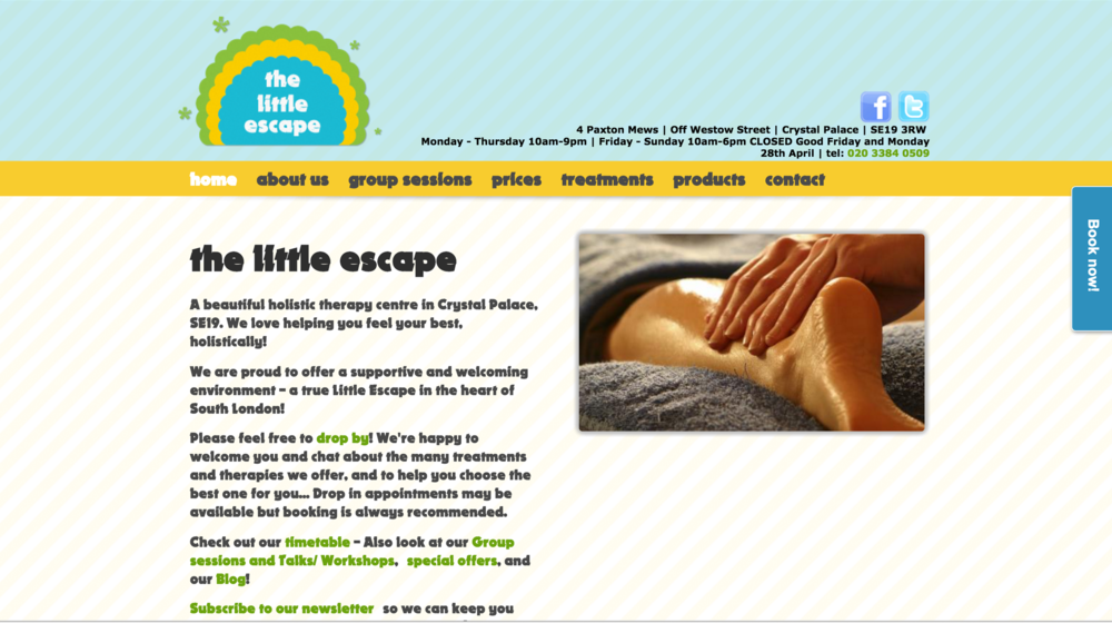 http://www.thelittleescape.com