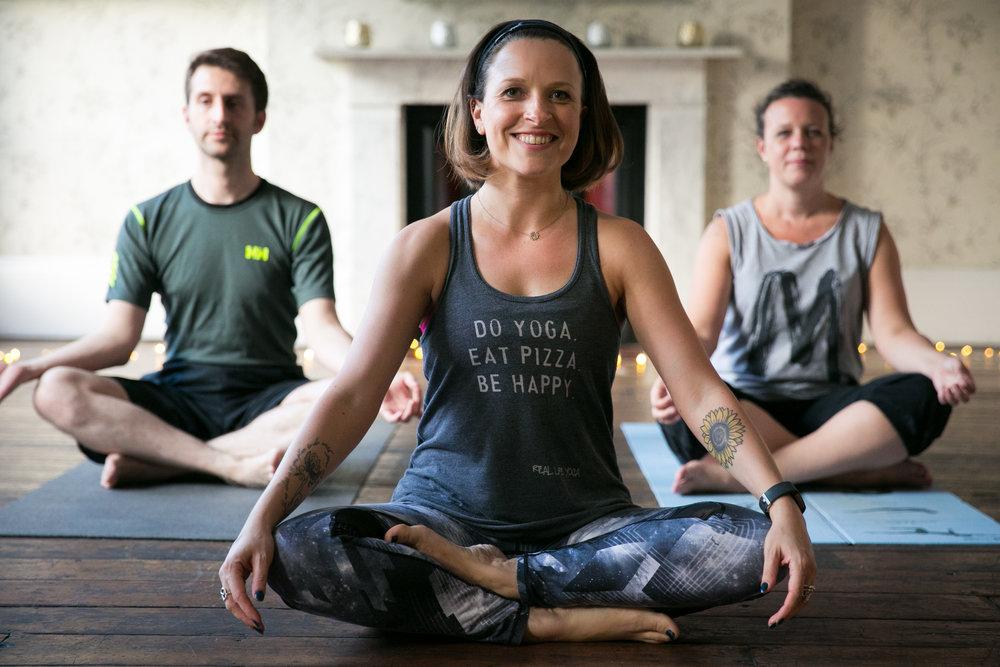 Real Life Yoga VIP SMALL GROUP LESSONS