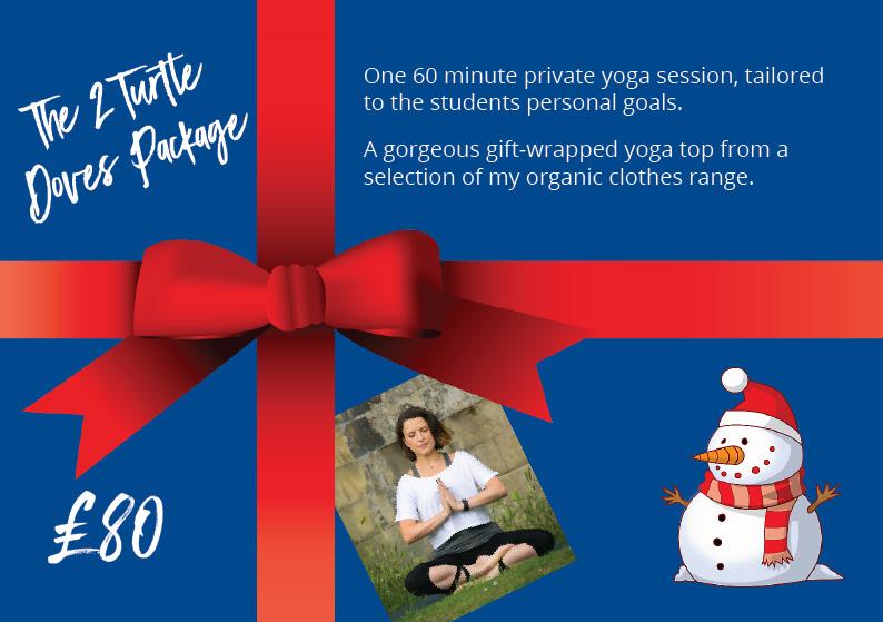 Yoga Christmas Gifts Real Life Yoga