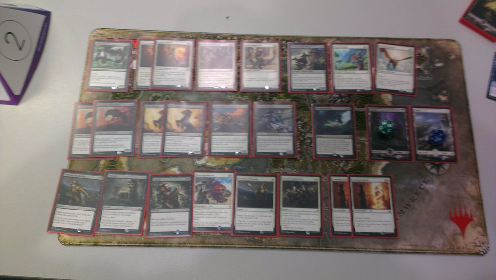Sealed pool l'terrible (the same could be said for photo quality, as is my ability to present things in neat, orderly lines)
