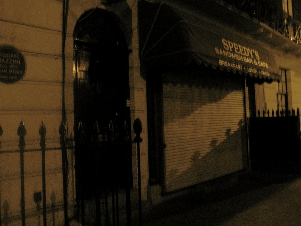 221B Baker Street - North Gower Street
