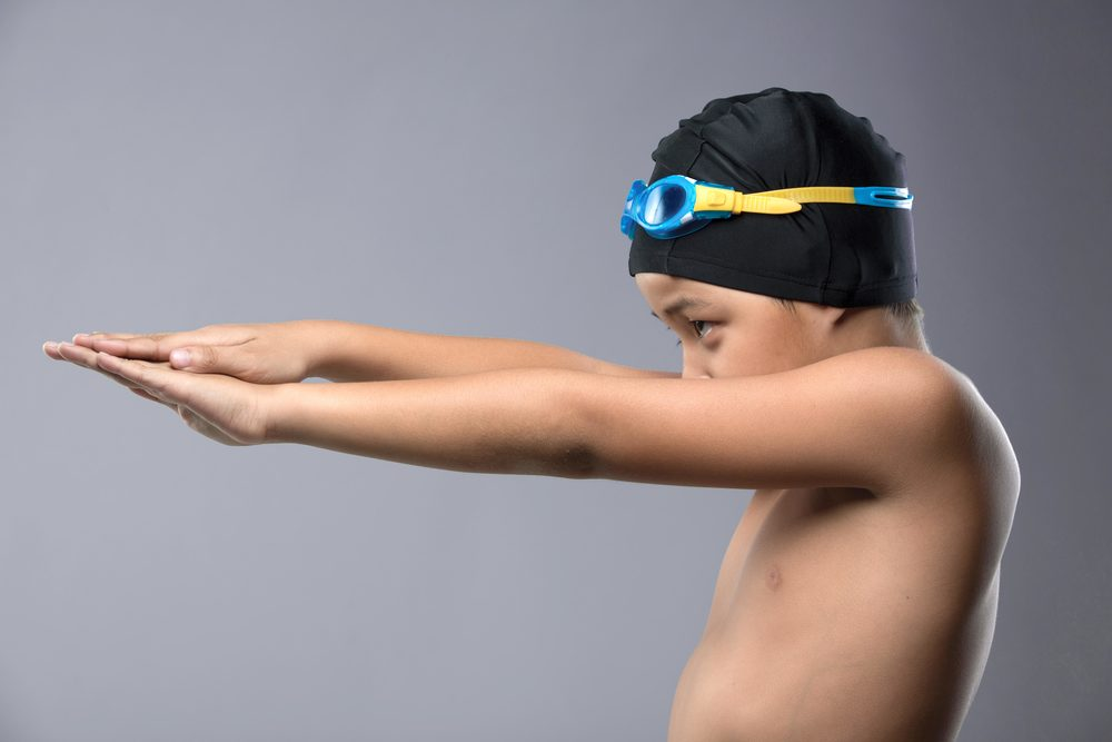 Teaching children to swim with confidence and enjoy the water